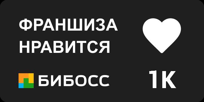 Франшиза KIBER One на БИБОСС