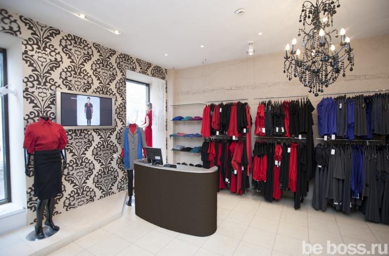 Дизайн магазинов одежды фото