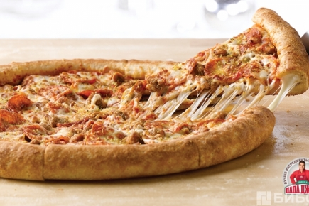 Сеть пиццерий «Папа Джонс» продолжает открывать рестораны на Урале и в Сибири