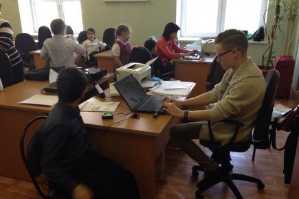 Челябинский партнер InfoLife тестирует по 200 школьников в день