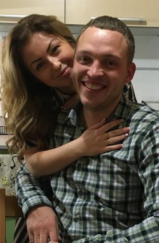Анна и Павел Вилковы