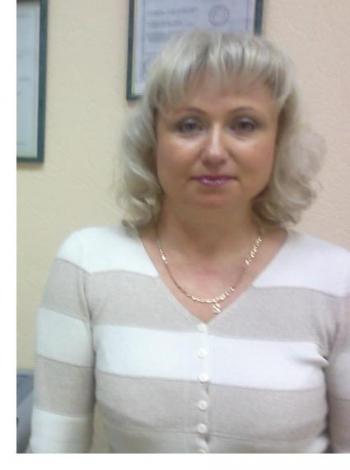 Рябова Ирина Ивановна