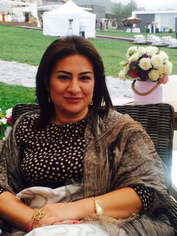 Ирина Бердиева