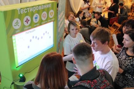 В Кирове на выставке франшизу компании InfoLife купили 4 предпринимателей