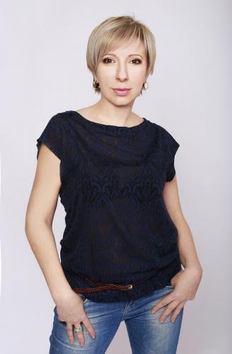 Людмила Сайгина