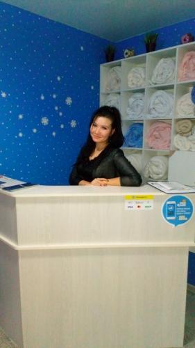 Замира Кунгурцева