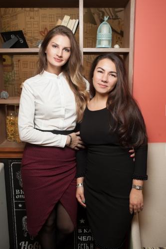Оноприенко Ольга и Киселева Юлия