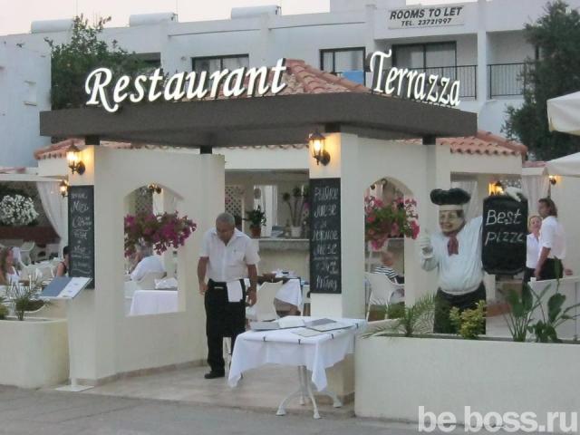 Рестораны в айя напа кипр