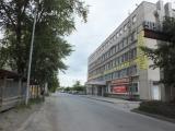 Отдельностоящее торгово-офисное здание.