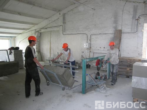 Приготовление газобетона в домашних условиях
