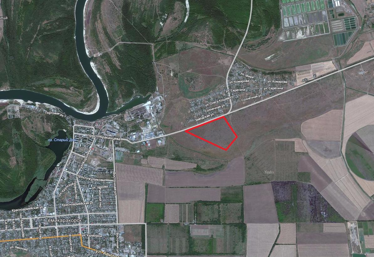 знал продажа земли в ростовской области от 1 га особой