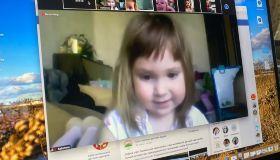 Детские сады тоже перешли в онлайн