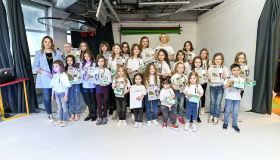 Kids Fashion Weekend Белогорья