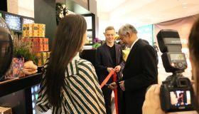 Открытие нового бутика Spa Ceylon в Москве