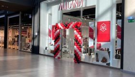 Октрытие магазина MILANA в г.  Самара ТРЦ Гудок