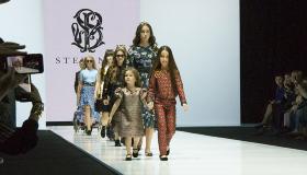 STEFANIA на Недели Моды в Москве