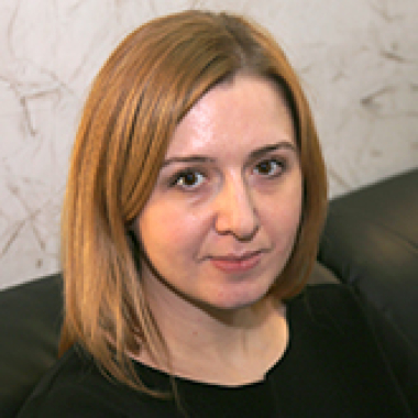 Светлана Овчарова