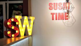Суши Wok предлагает специальные условия в феврале
