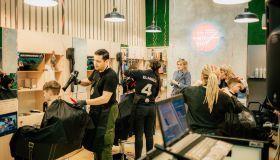 Стрижка в японском стиле. В Петербурге развивается сеть японских экспресс–парикмахерских