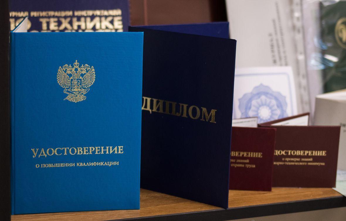 Дипломы о проф. переподготовке гос. образца «ЭКОПРОФ»