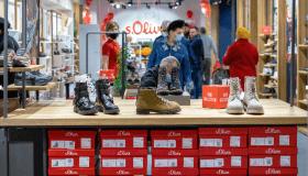В Мурманске появился первый монобрендовый магазин обуви марки s.Oliver