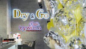 Открытие бара укладок Dry&Go  в ЖК Лайнер, Москва