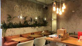 Екатеринбургская сеть ресторанов «Сушкоф и Дель Песто» появится в Московской области
