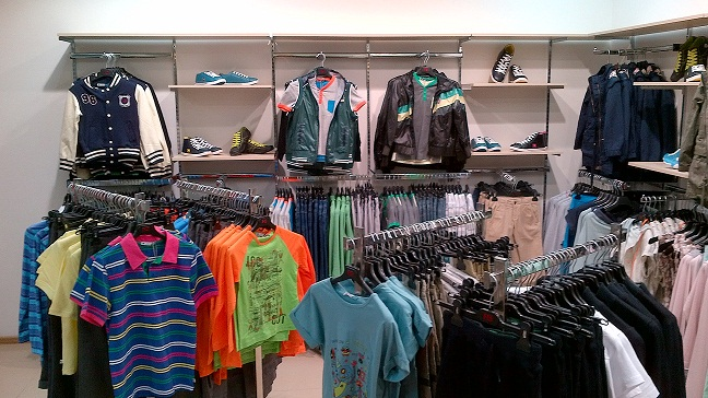 Магазины Брендовой Одежды Доставка