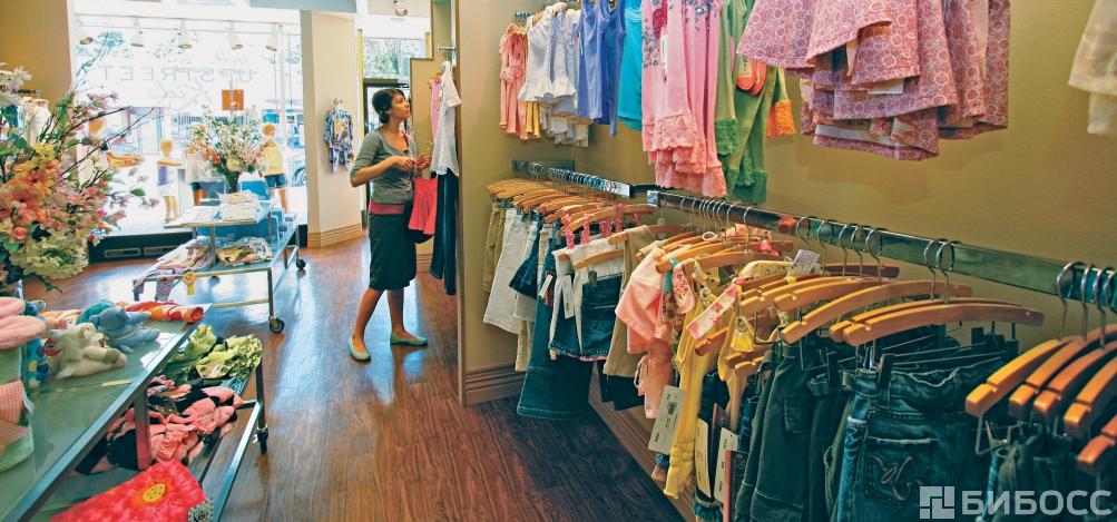 открыть магазин одежды с чего начат