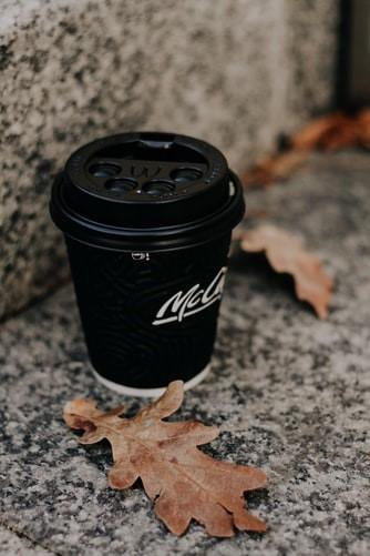 кофе из МакКафе