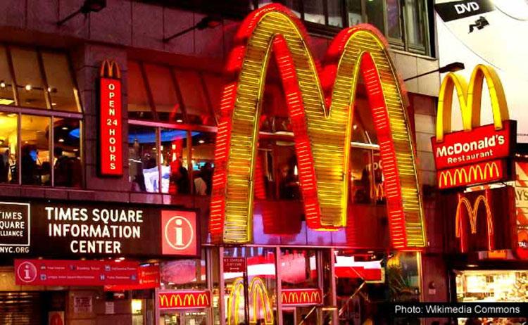 Для того, чтобы открыть ресторан Макдоналдс, франчайзи должен обладать необходимым капиталом и опытом